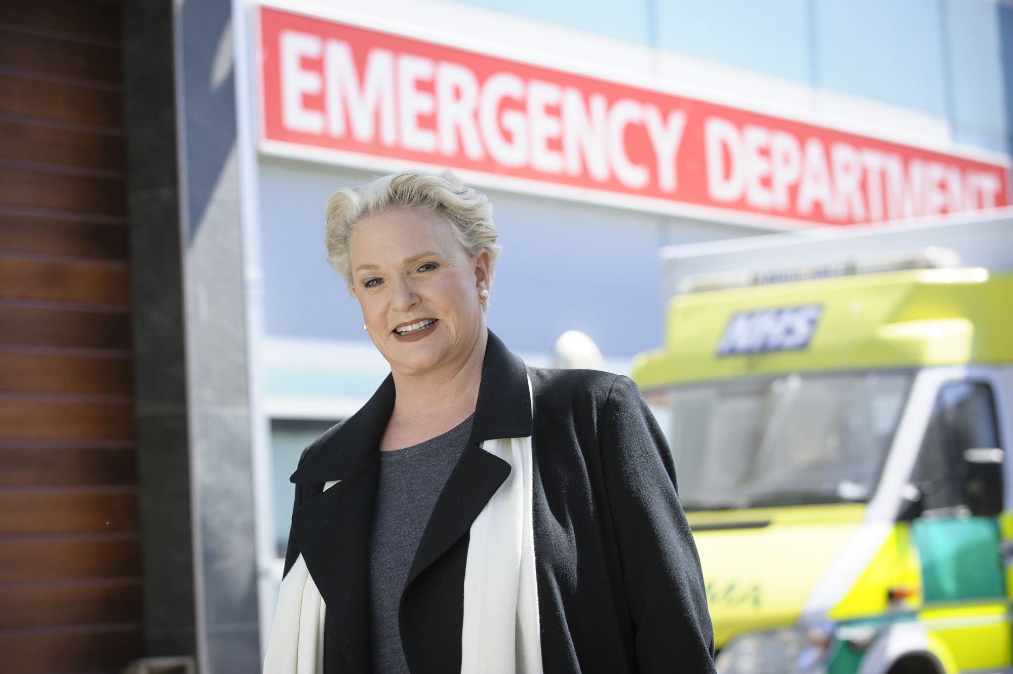 Casualty review with spoilers: Zsa Zsa to the rescue