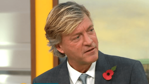 TMI! Richard Madeley reveals he hasn't 'worn underwear for decades' as he boasts about going commando on GMB