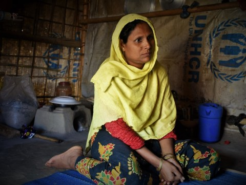 Rohingya refugees are being asked to return to Myanmar but it's still not safe