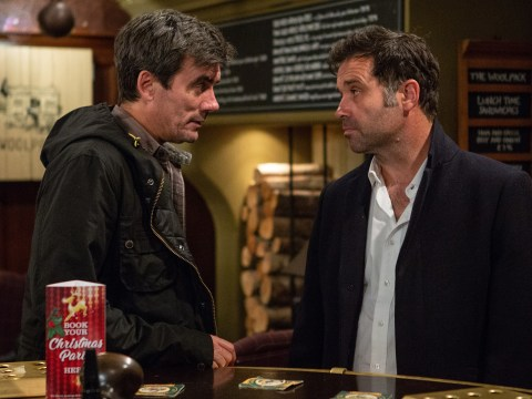 Emmerdale spoilers: Cain Dingle to kill Graham Foster in shock Joe Tate murder twist?