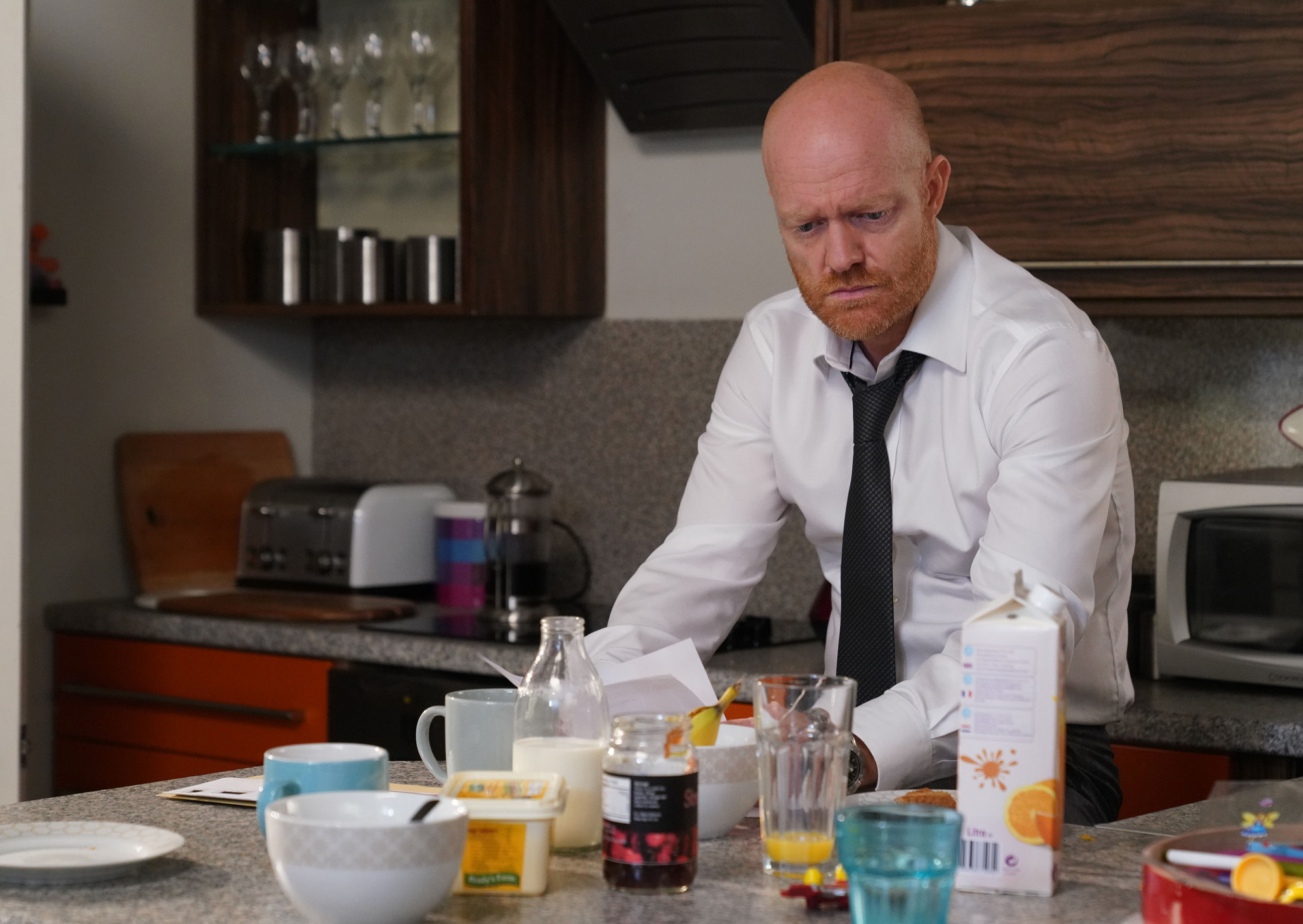 EastEnders spoilers: Jake Wood reveals all on a huge and violent Max Branning week