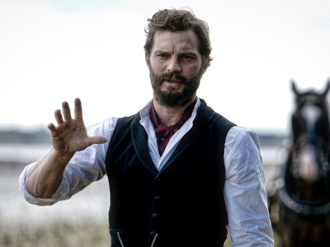 Jamie Dornan on doing tamer Death And Nightingales sex scenes after Fifty Shades Of Grey