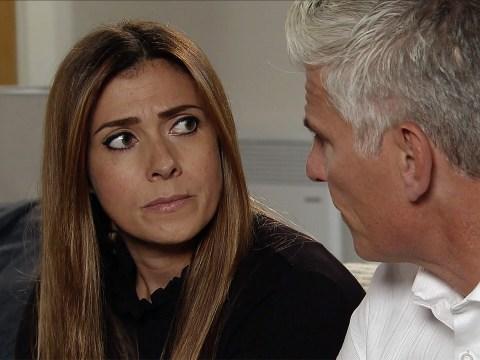 Coronation Street spoilers: Michelle Connor has some devastating news for Robert Preston