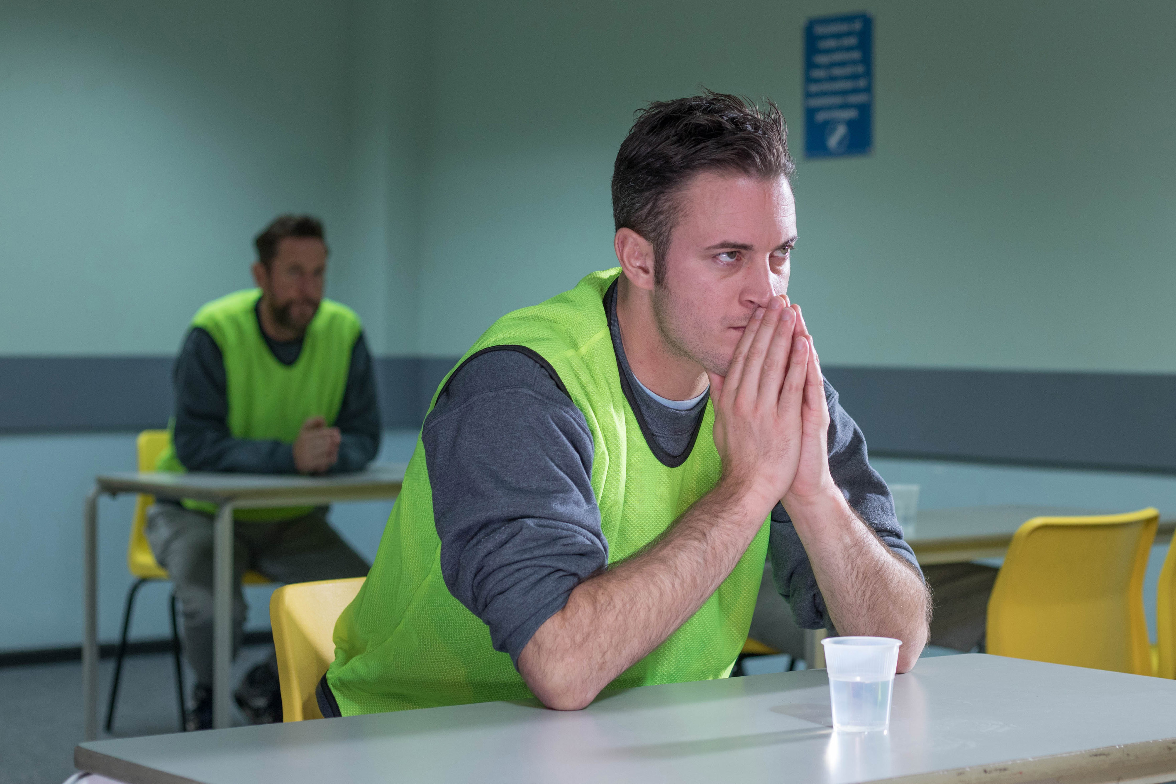 Hollyoaks spoilers: Gary Lucy praises child abuse storyline about Ollie Morgan and Buster Smith