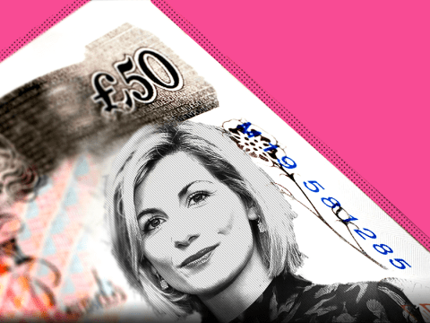 Doctor Who's Jodie Whittaker forbidden by Bank of England from being the face of the new £50 note