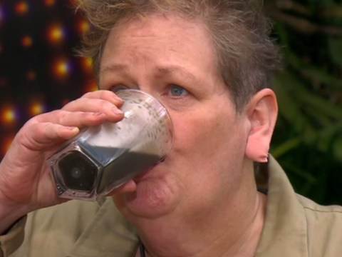 I'm A Celebrity bosses slam claims Anne Hegerty drank Coke after she necked fish-eye pint in seconds