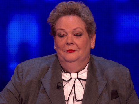 I'm A Celebrity's Anne Hegerty makes appearance on The Chase and fans are completely baffled