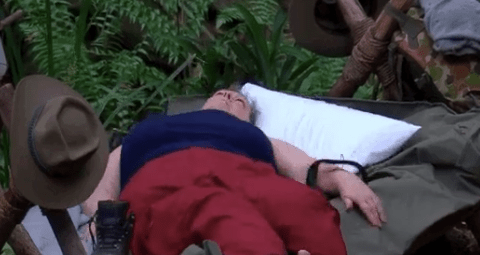 I'm A Celebrity viewers totally relate to Anne Hegerty as she struggles to get out of bed