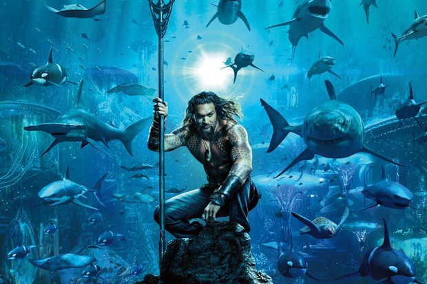 Aquaman UK release date, reviews, cast, trailer and age rating