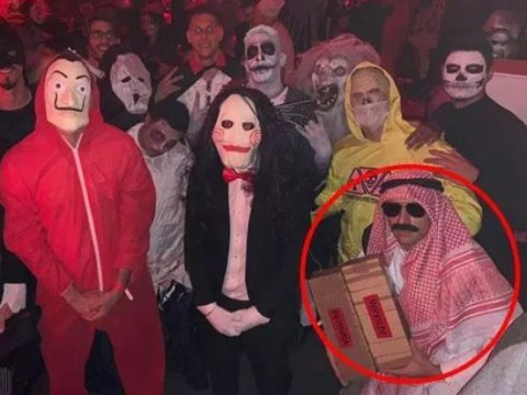 Bayern Munich star Rafinha addresses backlash over offensive Halloween costume