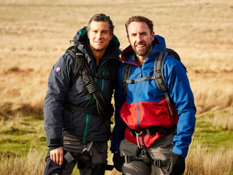 Bear Grylls takes Gareth Southgate to UK's toughest terrain for ITV 'mission' but where's the waistcoat?