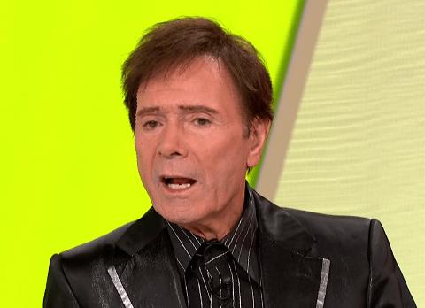 Loose Women suffers major technical error during Sir Cliff Richard interview
