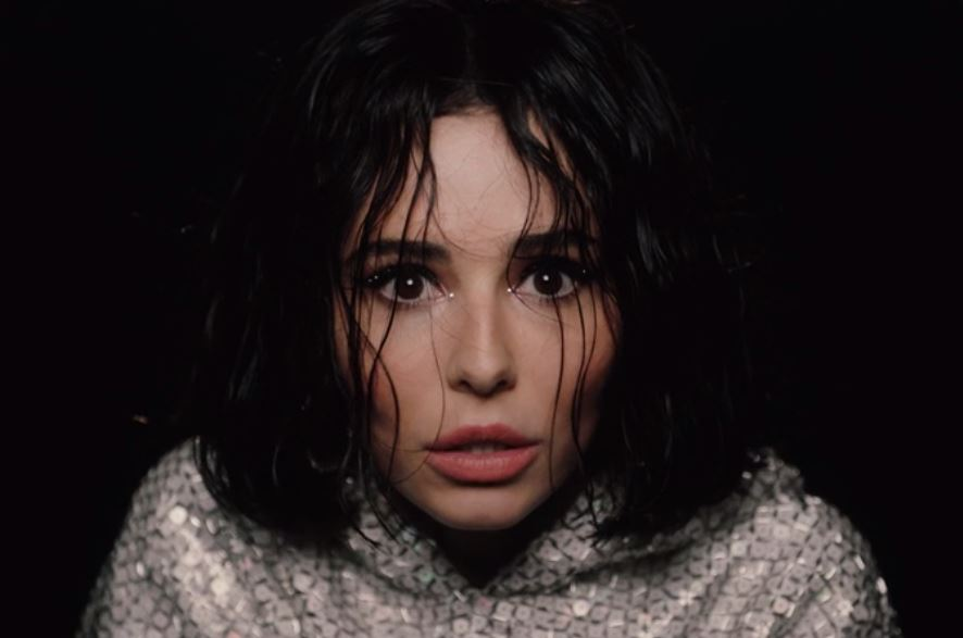 Cheryl in Love Made Me Do It video
