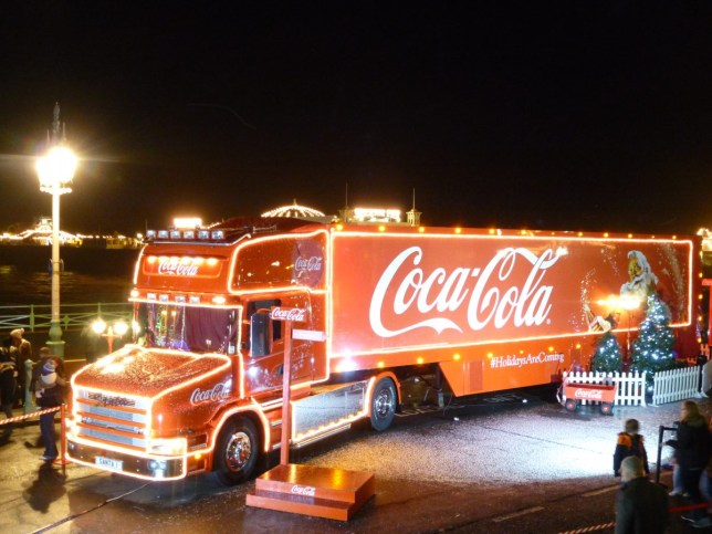 Coca Cola Reduces Christmas Truck Uk Visit Dates Following Protests Metro News