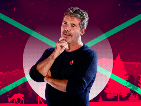 Simon Cowell confirms X Factor will finish in three weeks – leaving Christmas number one up for grabs