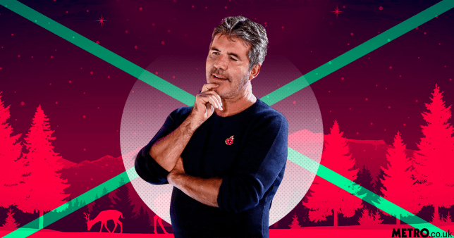 Simon Cowell says X Factor will finish in 3 weeks meaning no Xmas number 1 rex/getty