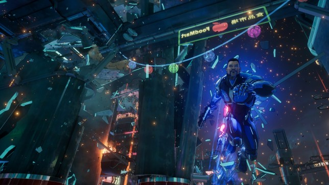 Crackdown 3 - it's really happening