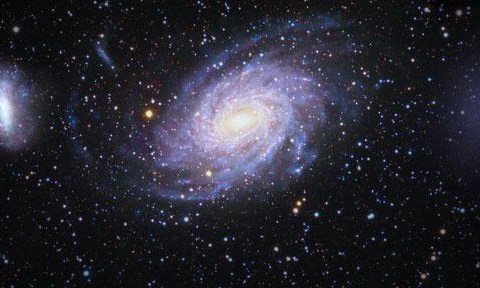 A gigantic 'ghost galaxy' has been lurking undiscovered next to the Milky Way, astronomers discover