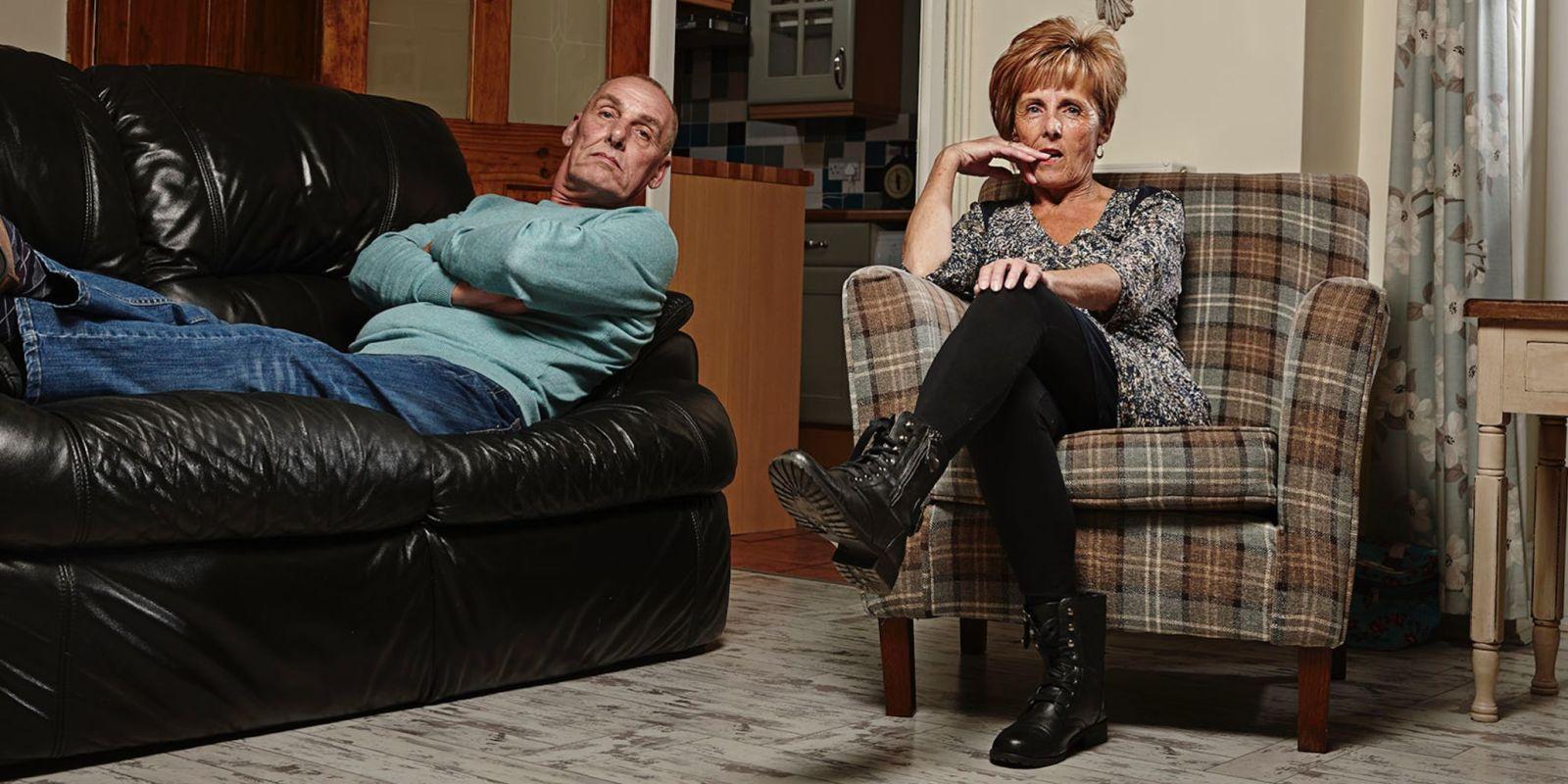 Dave and Shirley GOgglebox