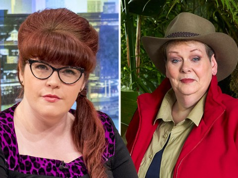 I'm a Celeb's Anne Hegerty backed by The Chase's Jenny Ryan over Asperger's Syndrome