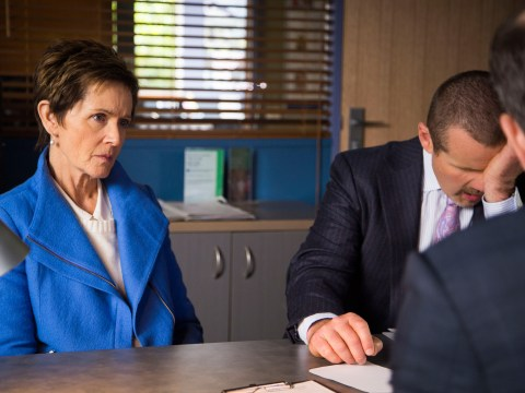 Neighbours spoilers: Jackie Woodburne teases Susan Kennedy's future behind bars for trying to kill Finn