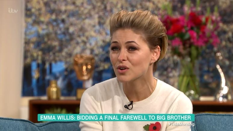 Big Brother's Emma Willis confirms bosses are in 'talks' for return – days after Channel 5 axe
