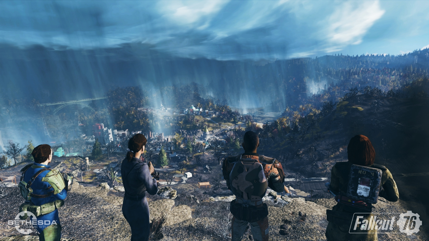Fallout 76 (XO) - first impressions are not good
