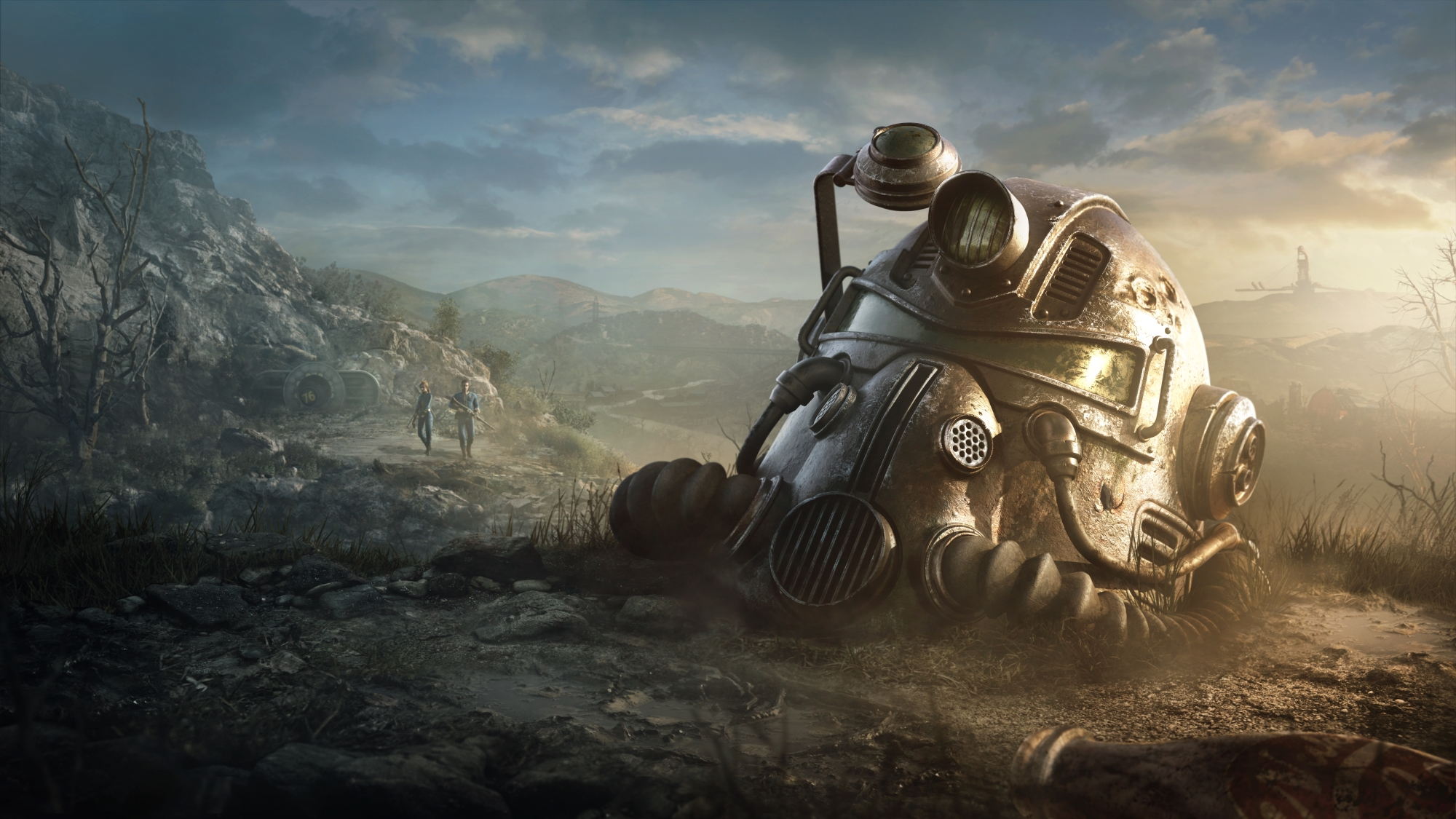 Fallout 76 review in progress – the first day