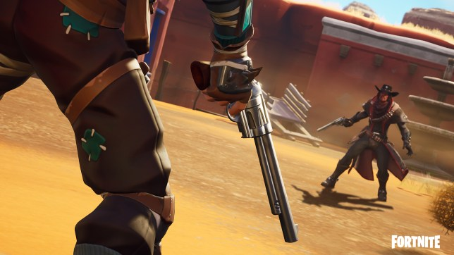 Fortnite Patch Details As It Adds Dynamite And Wild West Ltm Metro