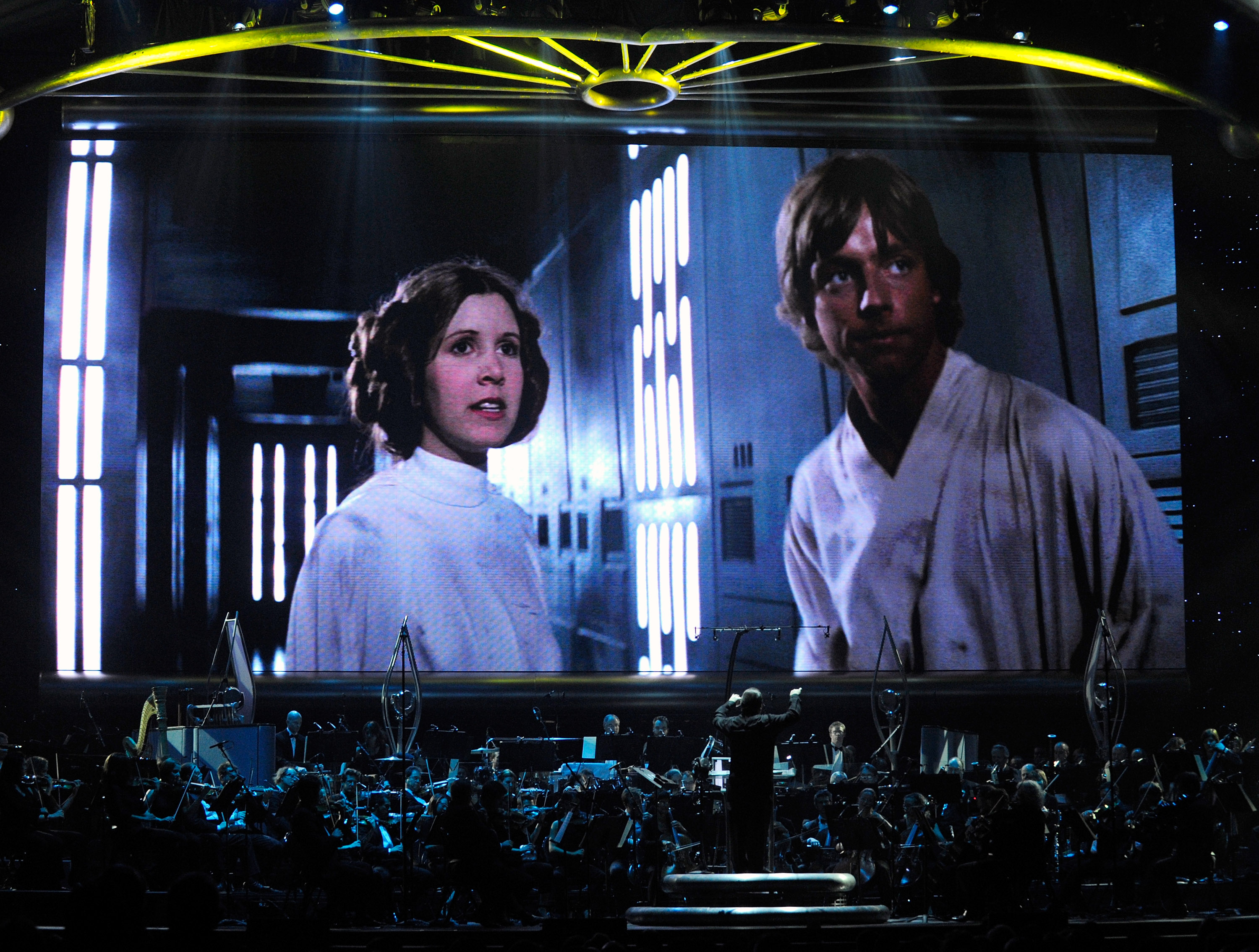 Star Wars: A New Hope becomes even more iconic with orchestra in live concert experience