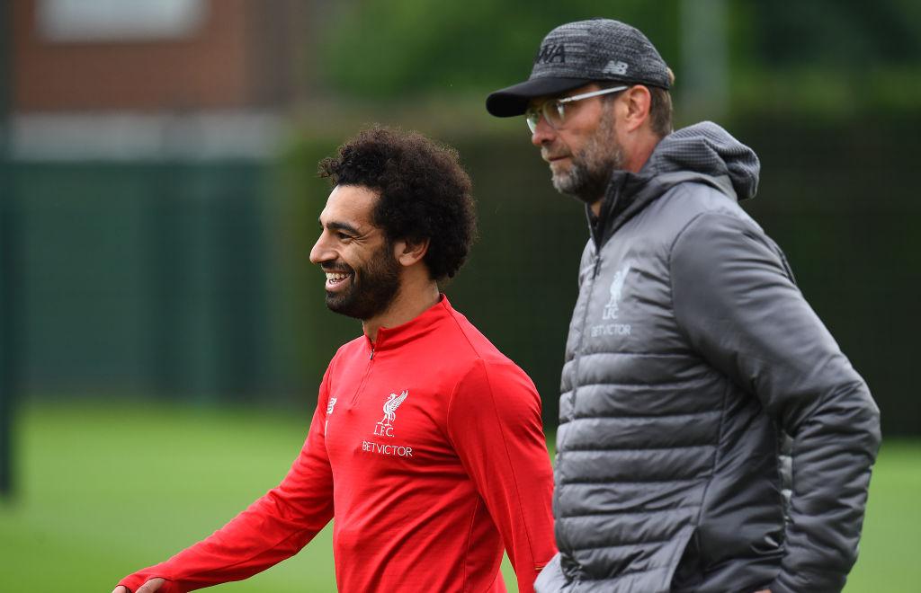 Jurgen Klopp responds to Egpyt boss telling Mohamed Salah to leave Liverpool