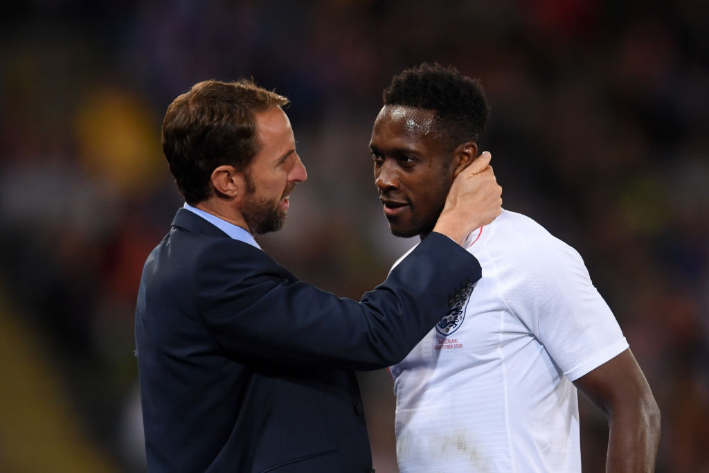 Gareth Southgate reveals how Danny Welbeck has inspired England ahead of USA clash