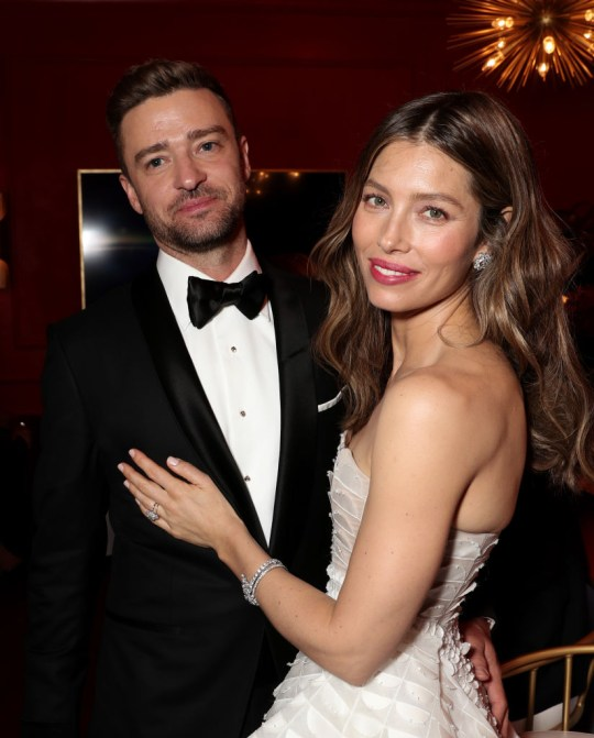 Justin Timberlake Fell For Jessica Biel Before Split From