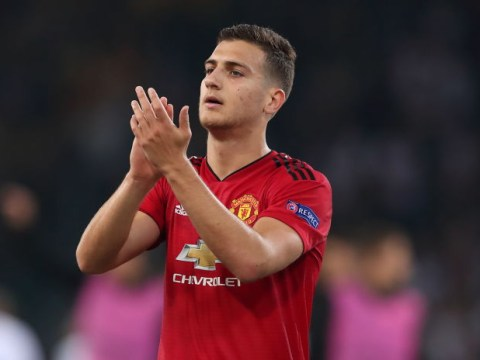 Diogo Dalot hands Manchester United major injury boost by returning to full fitness