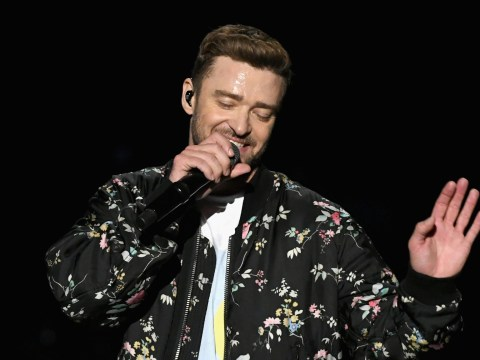 Justin Timberlake postpones tour dates due to bruised vocal cords but is making the best of it