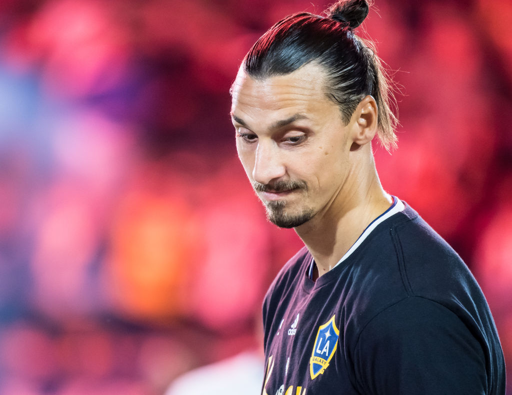Zlatan Ibrahimovic reveals what he told Jose Mourinho before leaving Manchester United