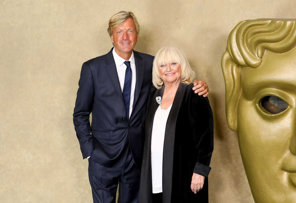 Our favourite TV parents Richard and Judy enjoy a 'very happy' sex life and we don't want to know