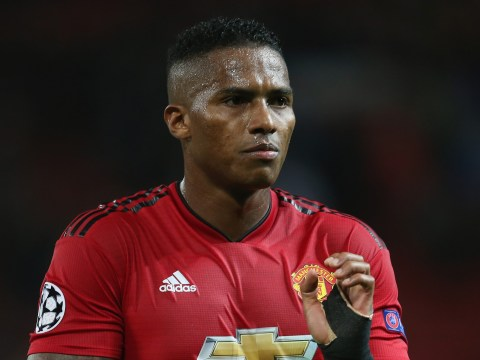 Antonio Valencia open to joining rival Premier League club if he leaves Manchester United