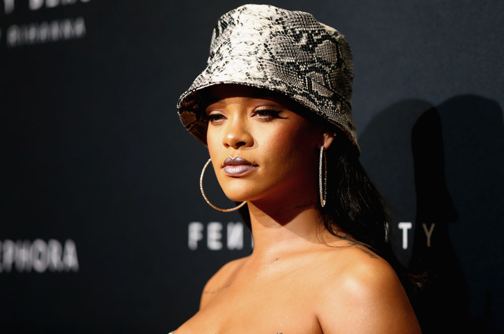 Rihanna's LA mansion deliberately targeted by 'gang members' as 10 are charged with spate of A-list break-ins