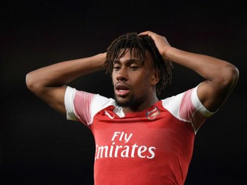 Unai Emery urges Arsenal super sub Alex Iwobi to keep improving after brilliant cameo against Liverpool