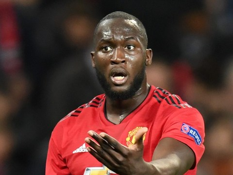 Romelu Lukaku set to miss Ole Gunnar Solskjaer's first two games for Manchester United
