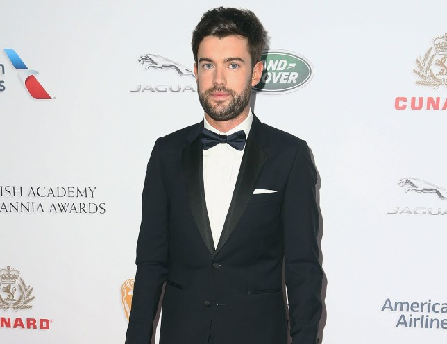 Comedian and presenter Jack Whitehall