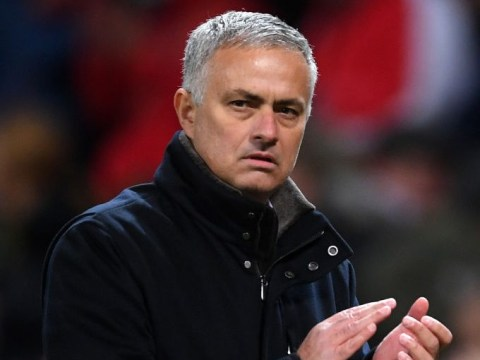 Jose Mourinho names the three 'biggest candidates' for Premier League title