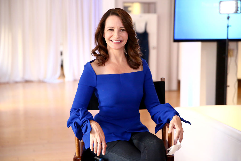'Recovering addict' Kristin Davis thinks she 'wouldn't have made it to 30' without Sex And The City success