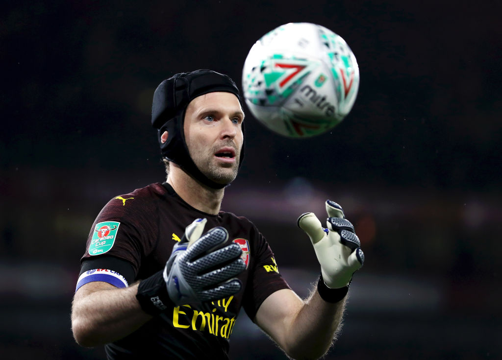 Arsenal star and Chelsea legend Petr Cech announces retirement
