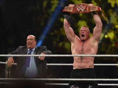 Brock Lesnar's UFC return remains on course, insists Paul Heyman