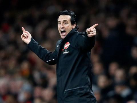 Arsenal duo Nacho Monreal and Sokratis Papastathopoulos return to training ahead of Sporting Lisbon clash