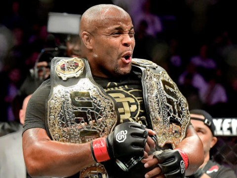 Dana White wants Daniel Cormier to complete UFC trilogy with Jon Jones at heavyweight