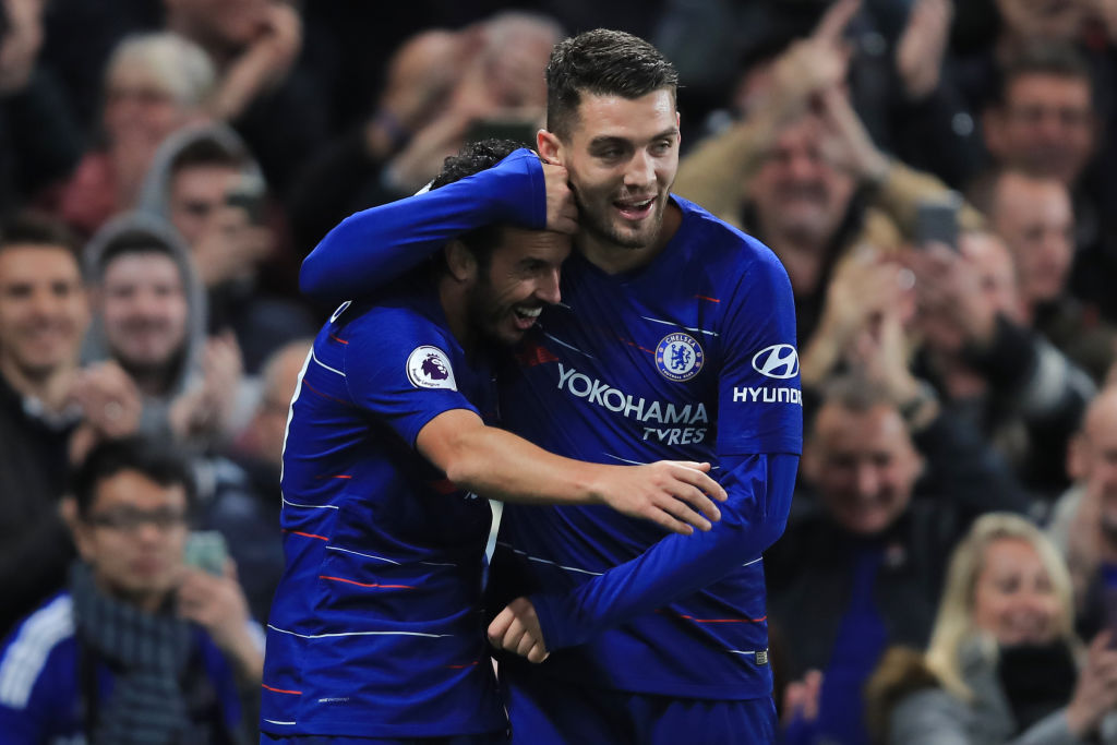 Mateo Kovacic happy at Chelsea, but not thinking about potential permanent transfer