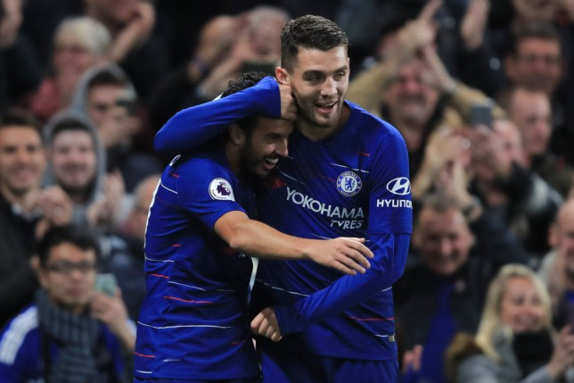 low priced d818d fba61 Chelsea new: 'Happy' Mateo Kovacic not thinking about future ...
